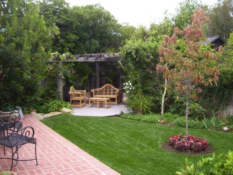diseño de jardines encantadores