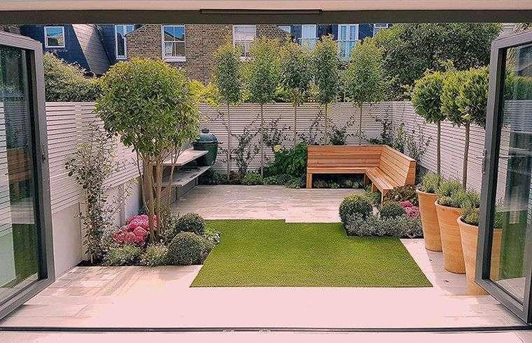 diseño de jardines inspiracion