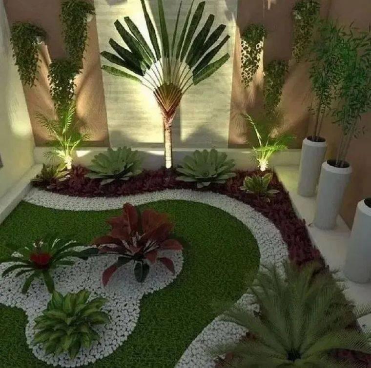 diseño de jardines moderno