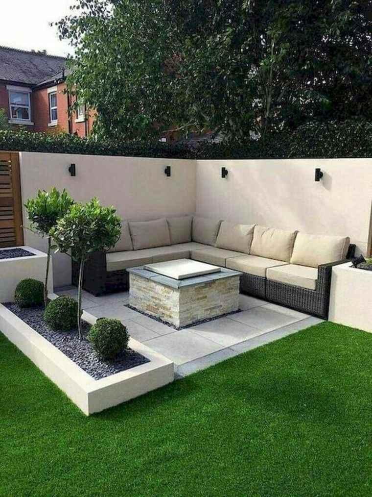diseño de jardines relajante