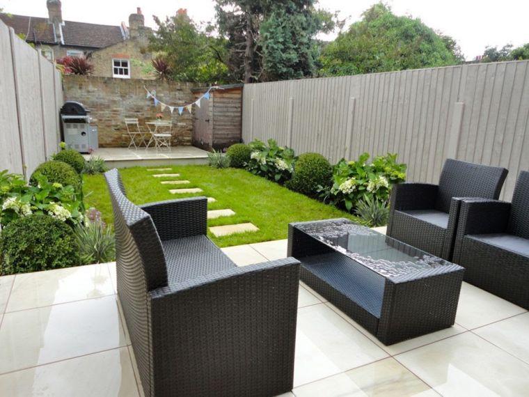 diseño de jardines relajantes