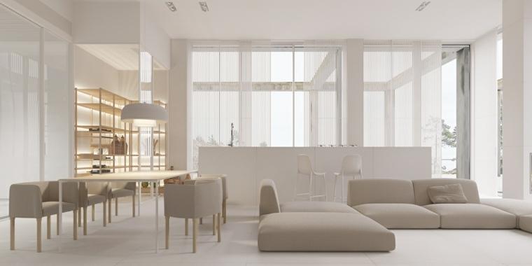 diseno-espacio-abierto-salon-minimalista