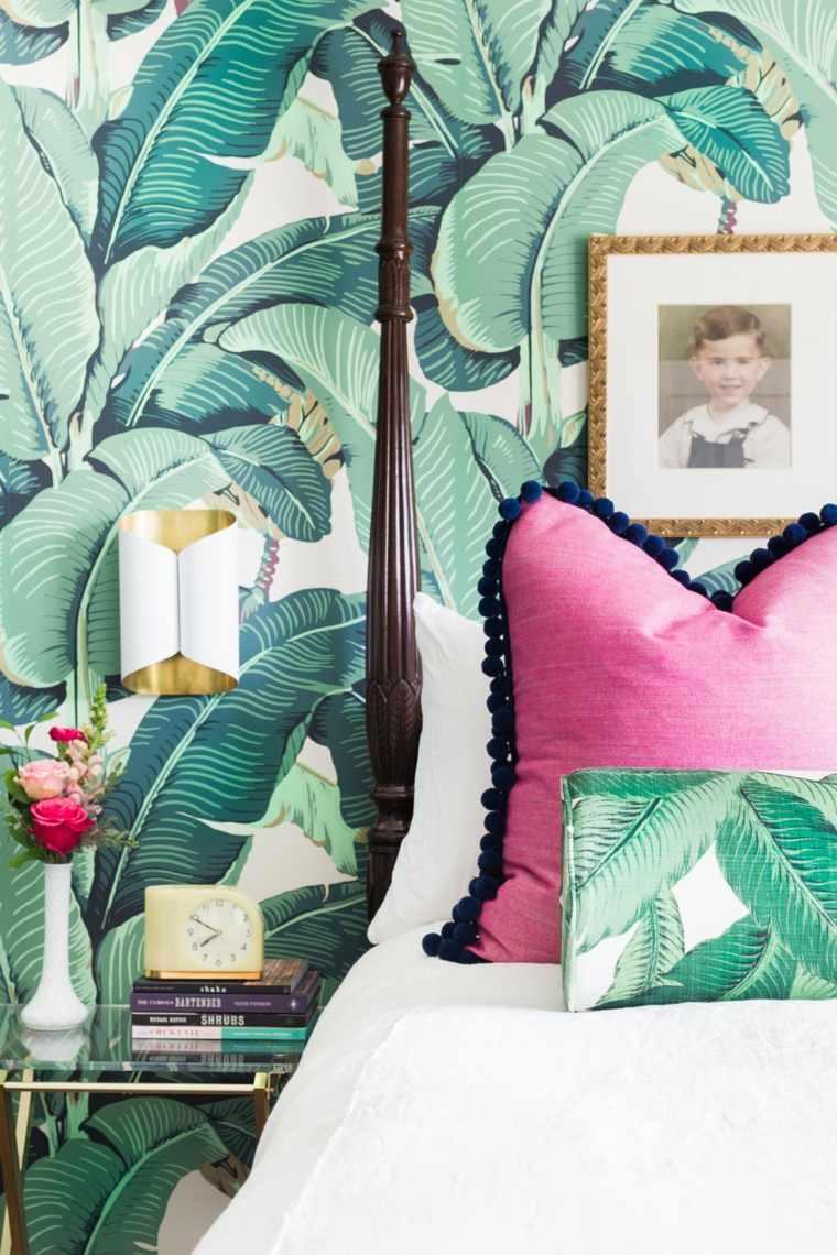 dormitorio-diseno-ideas-hojas