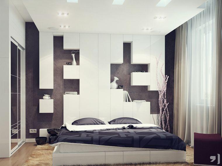 dormitorio minimalista detalles diseño