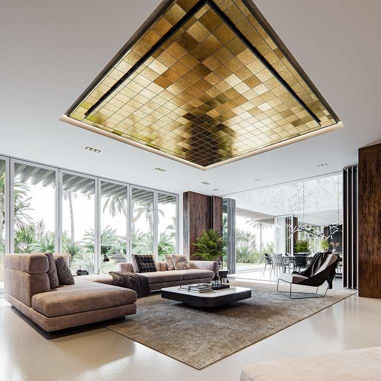 espacios-amplios-salon-minimalista