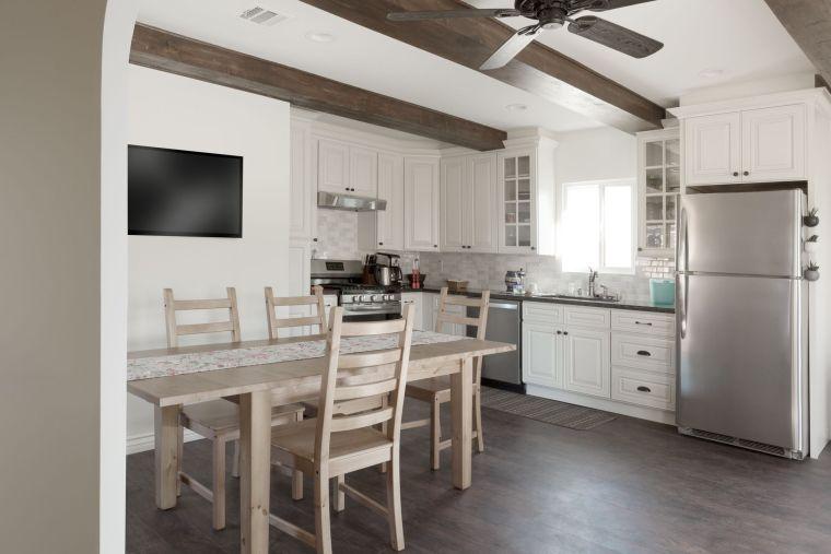 espacios pequeños estilo-comedor-cocina