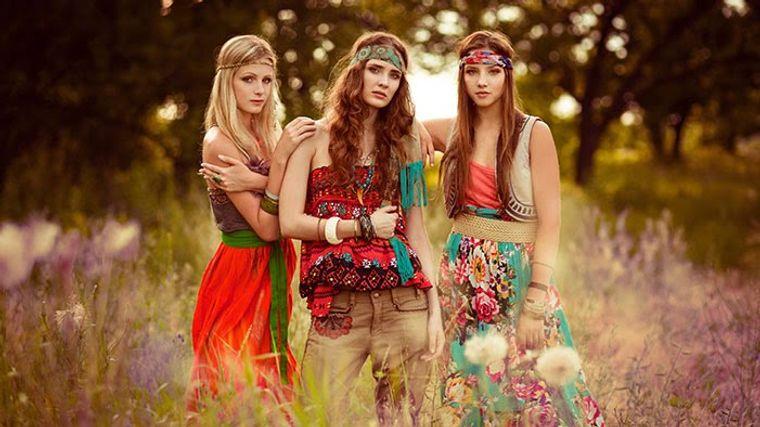 estilo hippie declaracion
