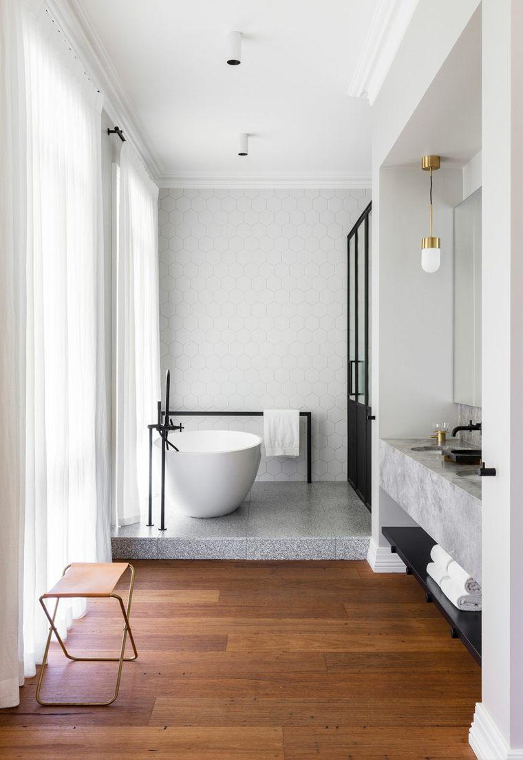 ideas-bano-piedra-lavabo-banera