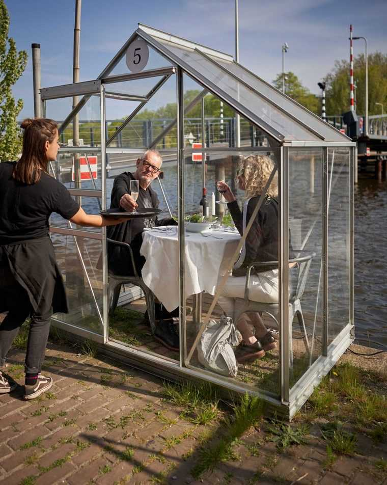 invernadero mediamatic amsterdam