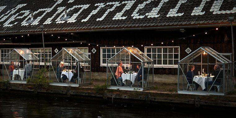 invernadero restaurante amsterdam