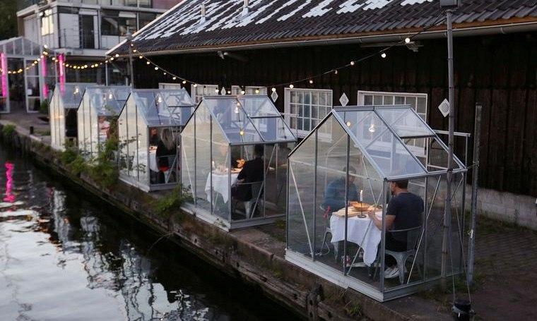 invernadero restaurante