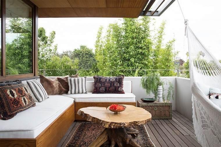 los balcones-hamaca-ideas