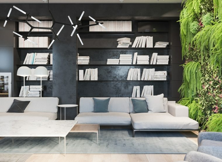 muebles-blancos-diseno-minimalista