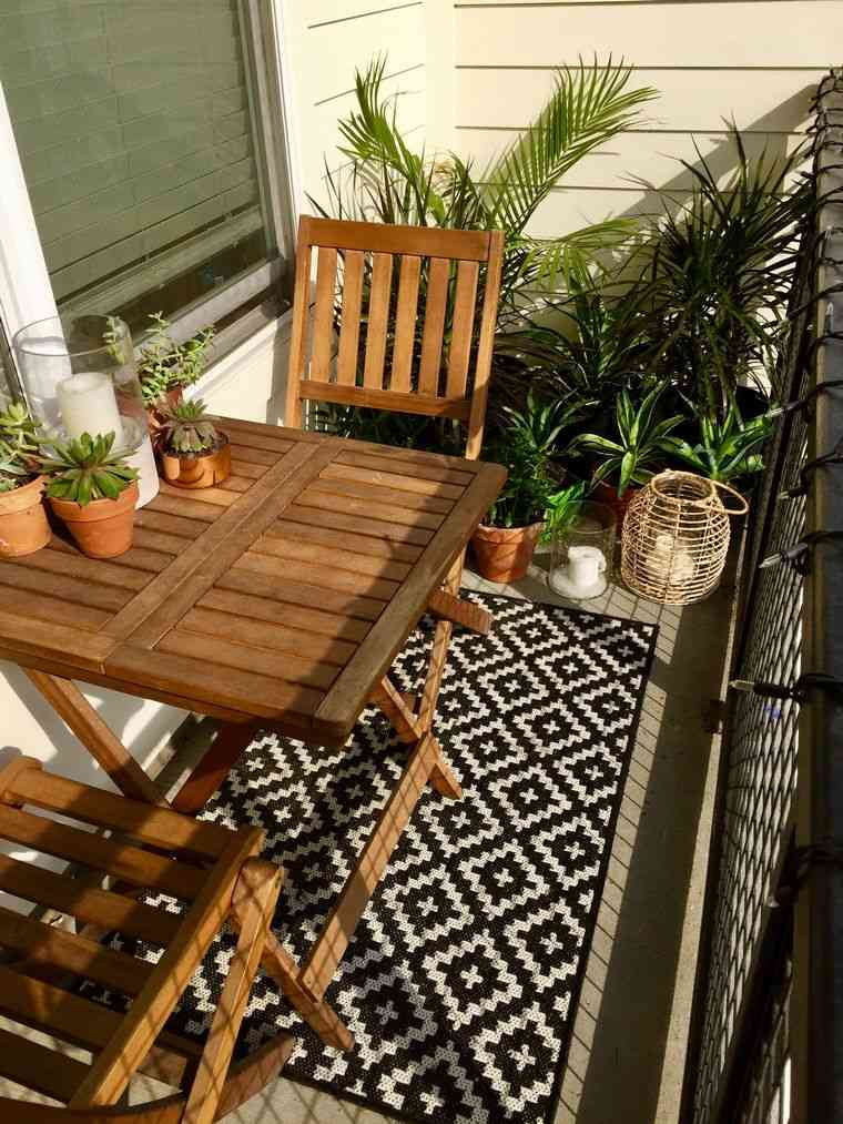 Los balcones modernos 2020 – Una colección de ideas de diseño y decoración