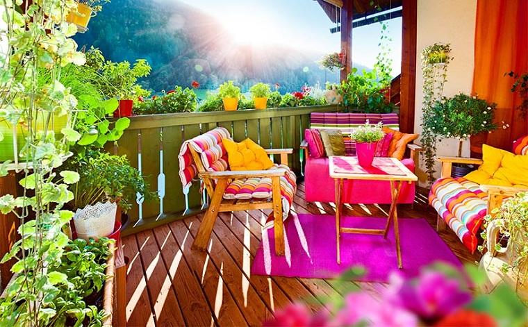 muebles-madera-balcon