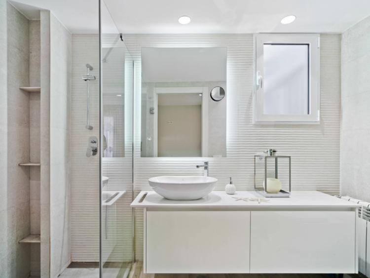muebles para baño minimalistas color-blanco