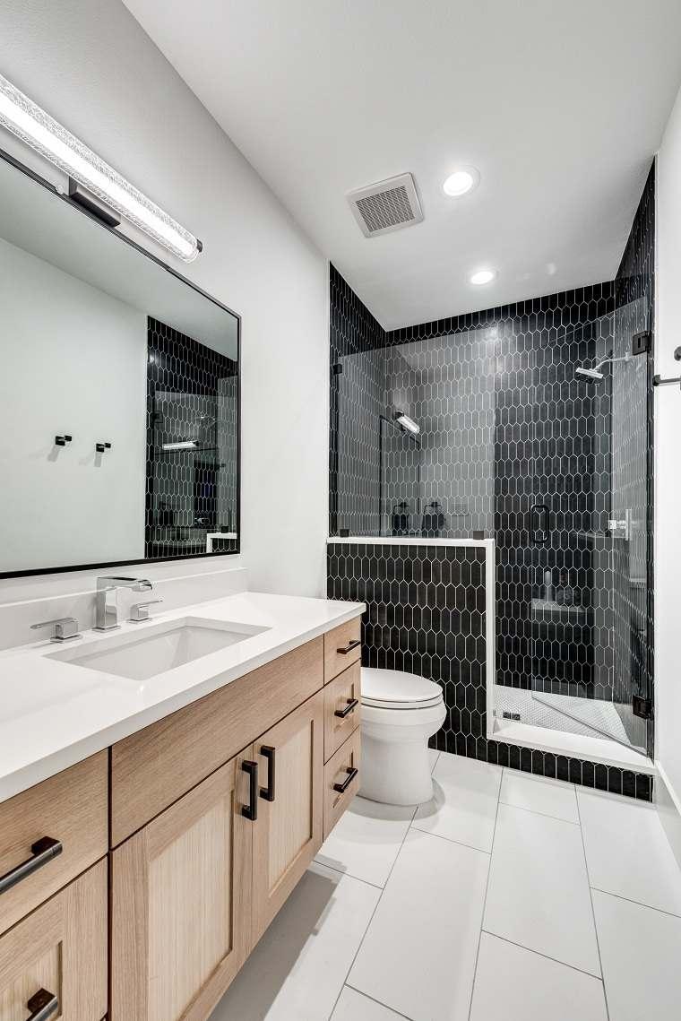 Muebles para baño minimalistas - 100 fotos que te ...