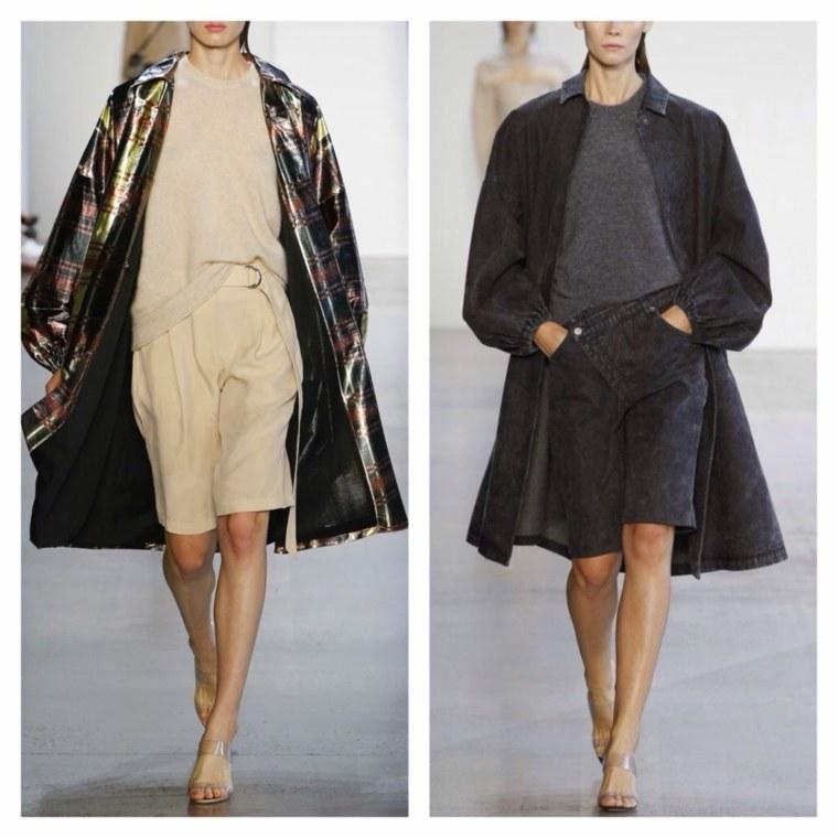 pantalones anchos-cortos-bermudas-combinaciones