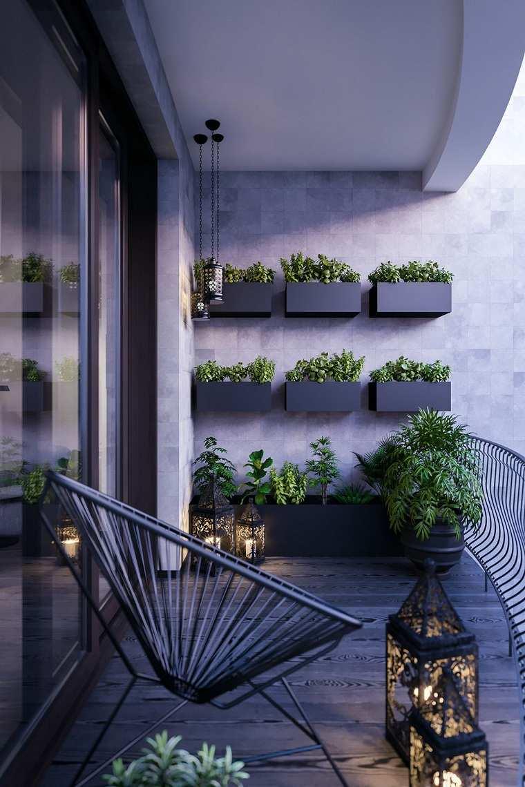 plantas-muebles-balcon-ideas