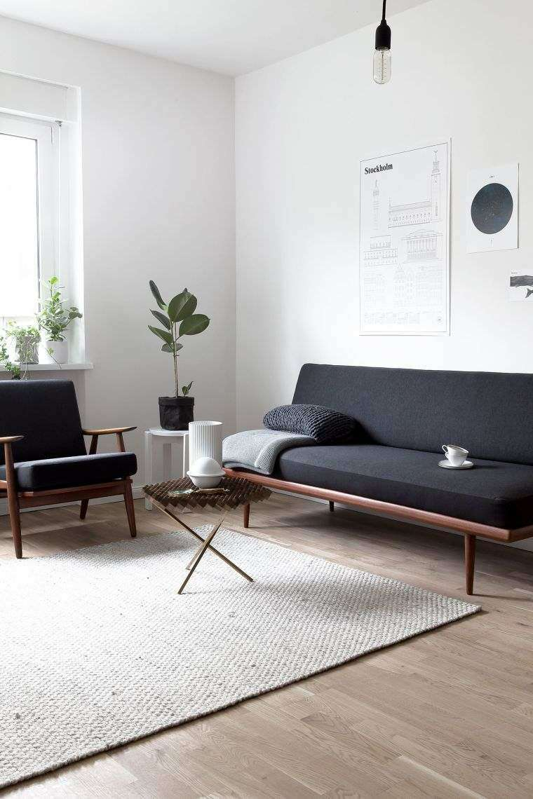 salones-modernos-minimalistas-sofa-gris