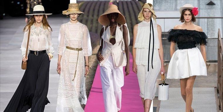 sombreros de verano 2020