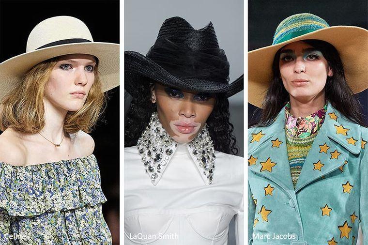 sombreros de verano ala