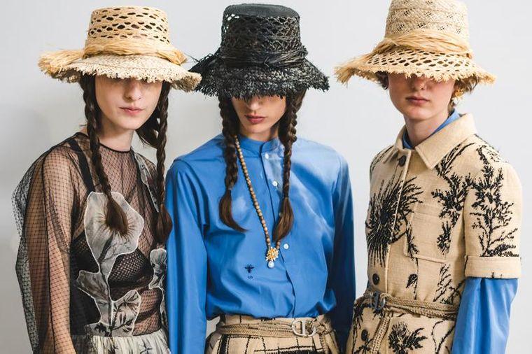 sombreros de verano atuendo