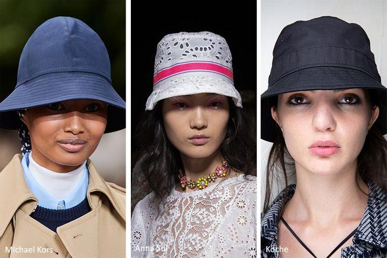 sombreros de verano buckets