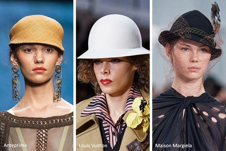 sombreros de verano cloche