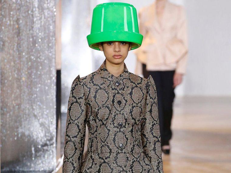 sombreros de verano cubo