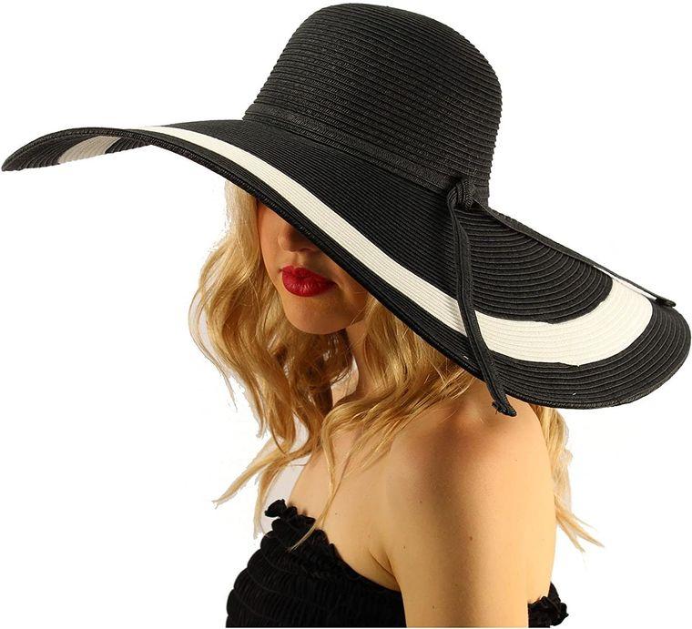 sombreros de verano elegante