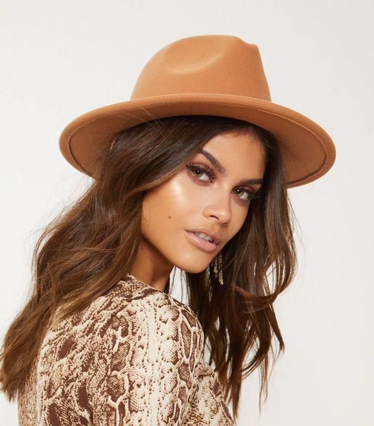 sombreros de verano estilo fedora