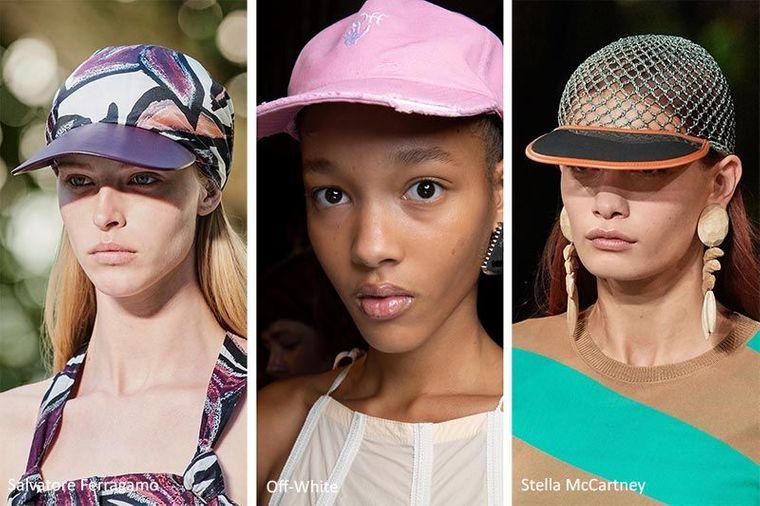 sombreros de verano gorras