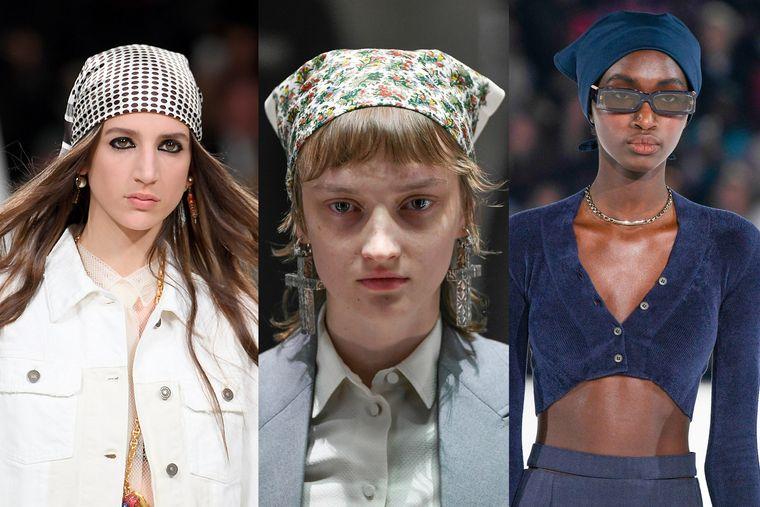 sombreros de verano moda pañuleos