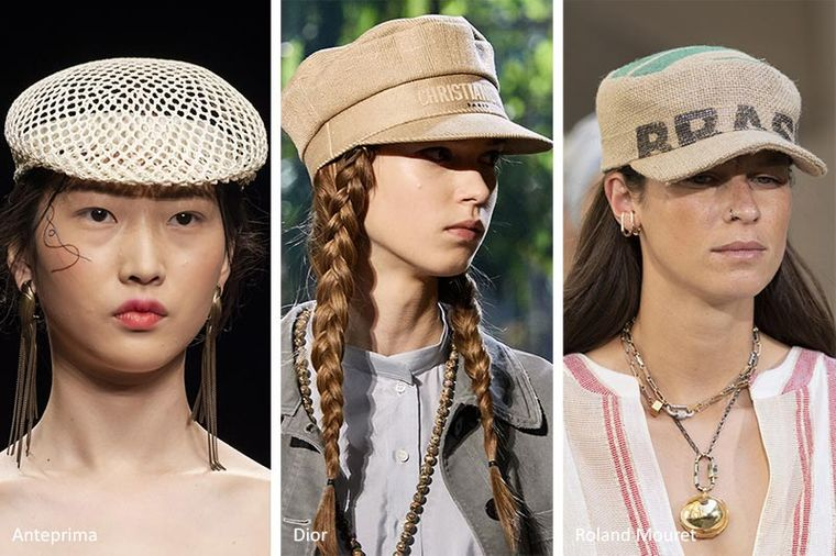 sombreros de verano newsboys