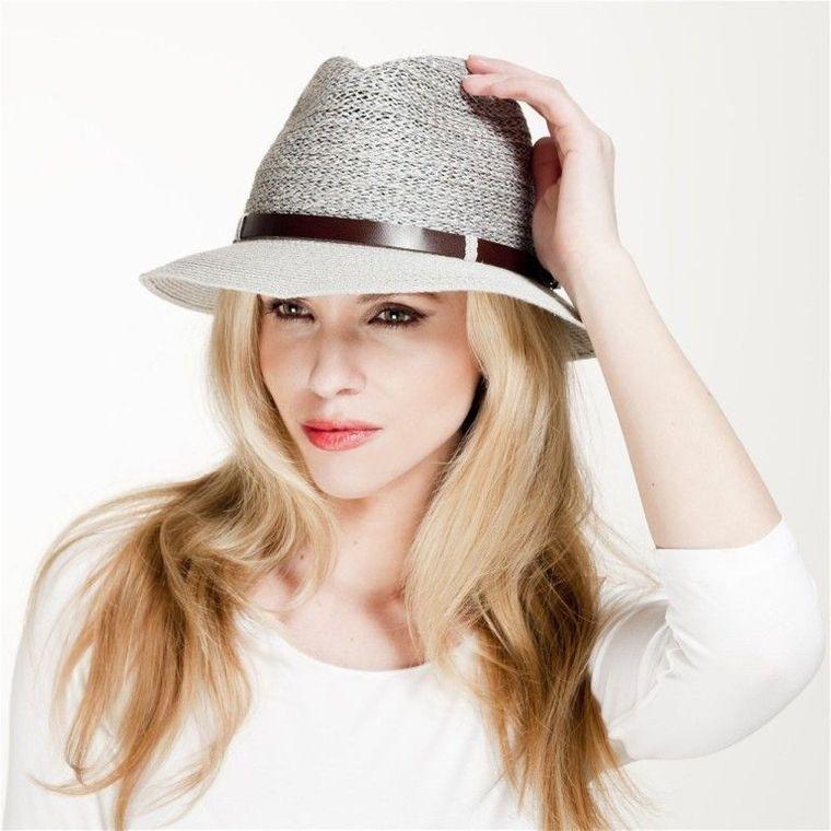 sombreros de verano personalidad