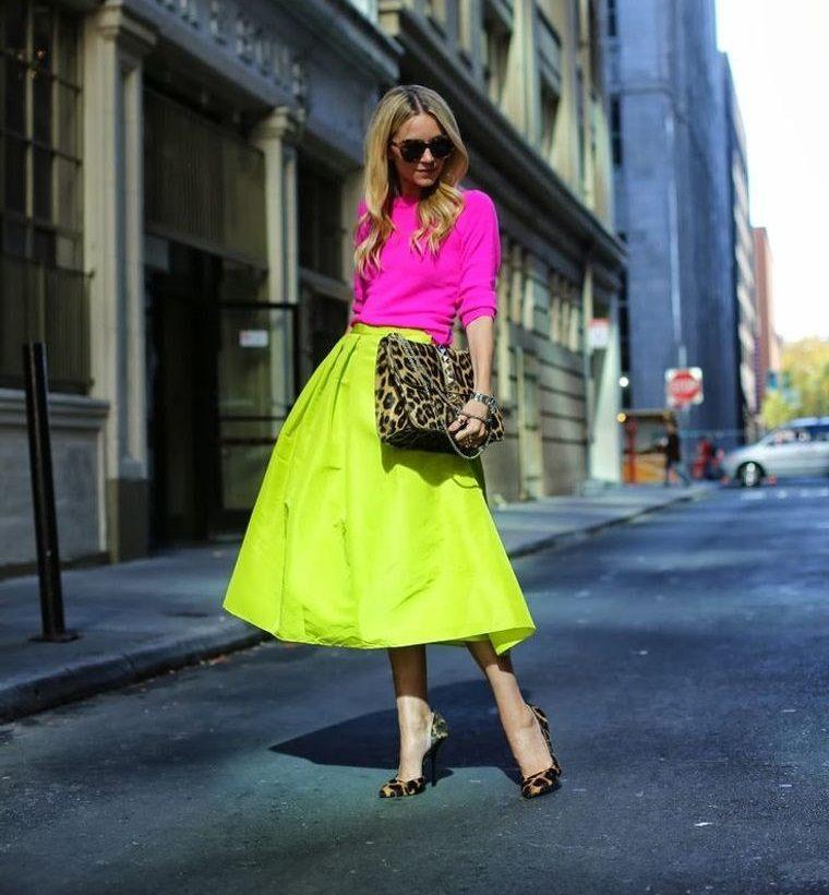 tendencia color neon