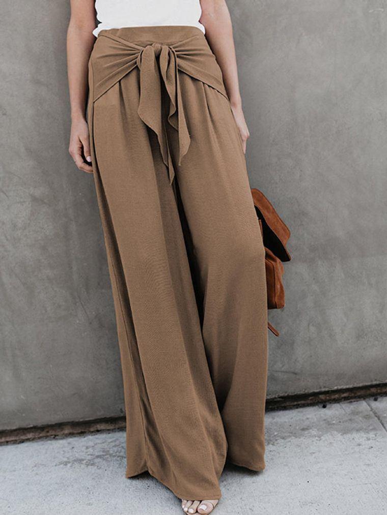 tendencia pantalon mujer
