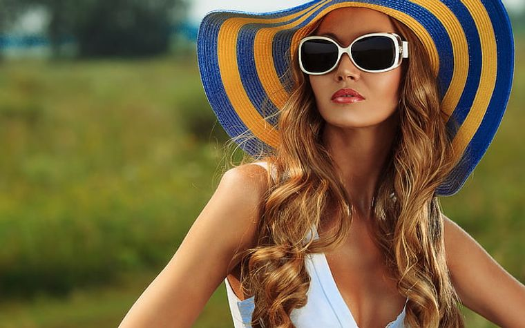 tendencia sombrero mujer
