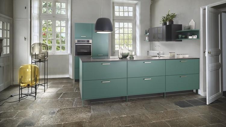 Diseño de cocinas modernas-estilo