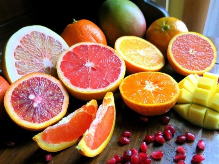 Frutas saludables-comer-durante-dia