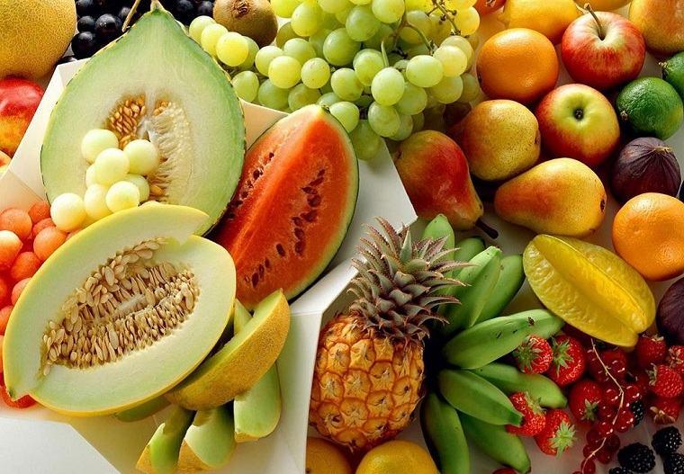 Frutas saludables-menu-diario
