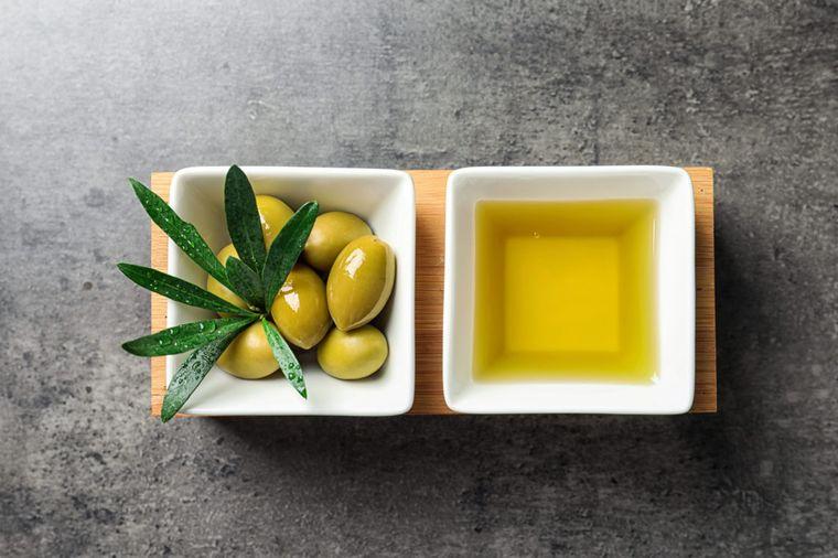 aceite de oliva consumo