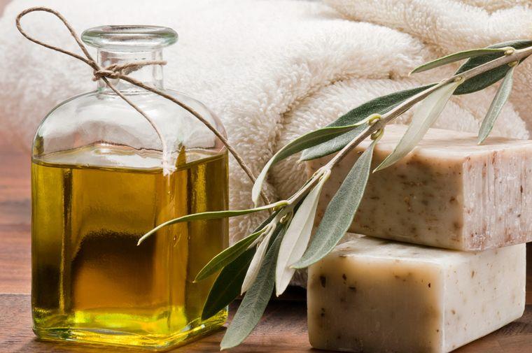 aceite de oliva cuidado personal