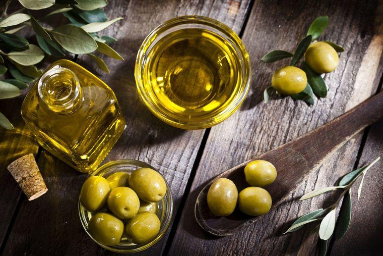 aceite de oliva dieta