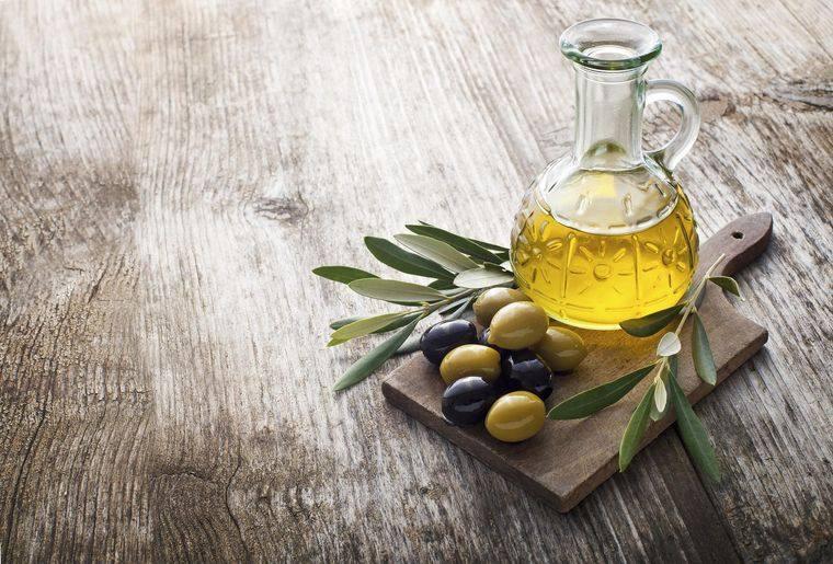 aceite de oliva natural