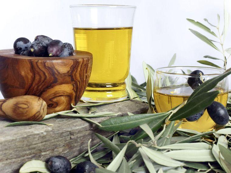 aceite de oliva nutritivo