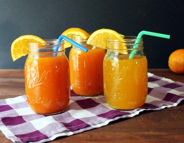 bebidas refrescantes citricos