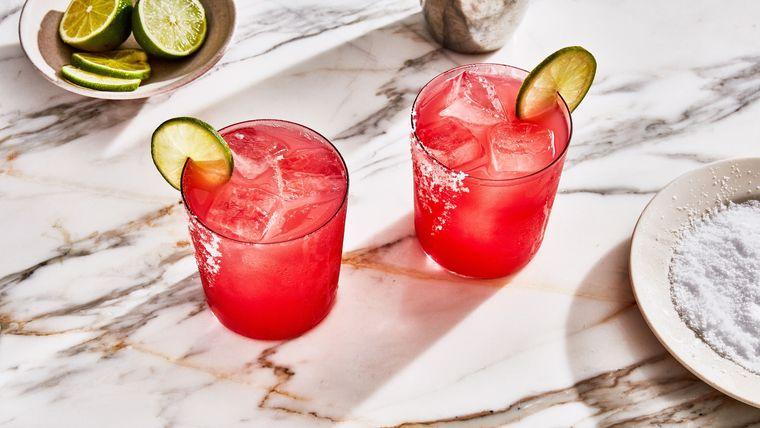 bebidas refrescantes sandia
