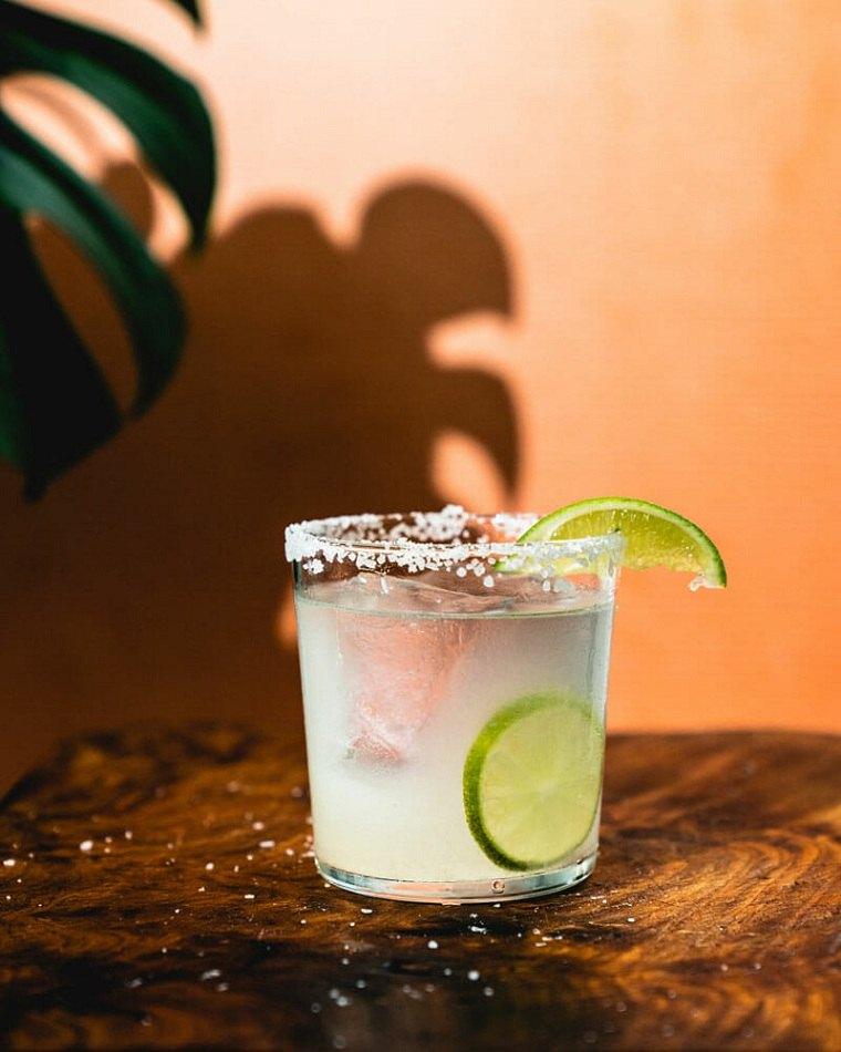 cócteles mexicanos -hacer-casa-margarita